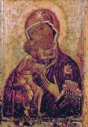Легенда о Феодоровской иконе Божией Матери