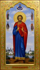 Мерная икона Назарий Римлянин Медиоланский