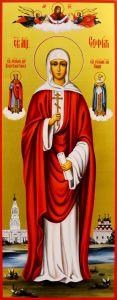 Мерная икона София Римская 4