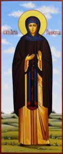 Мерная икона Мария Радонежская