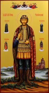 Мерная икона Игорь Черниговский 2
