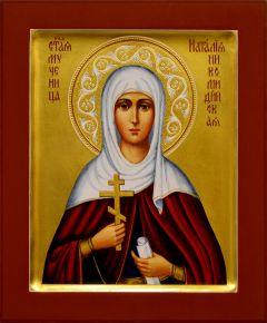 Рукописная икона Наталия Никомидийская 7