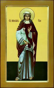 Мерная икона Праматерь Ева 2