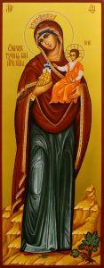 Мерная икона Тучная Гора