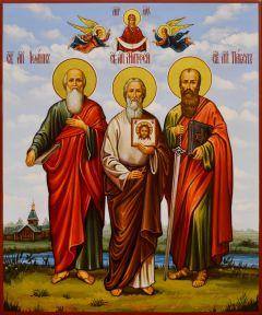 Рукописная семейная икона 94