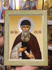Рукописная икона Вадим Персидский 6