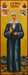 Мерная икона Матрона Московская