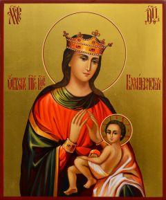 Рукописная икона Балыкинская