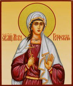 Рукописная икона Моико Готфская