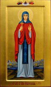 Мерная икона Анна Новгородская