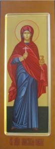 Мерная икона Анастасия Узорешительница