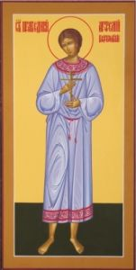 Мерная икона Артемий Веркольский