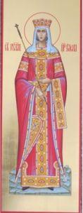 Мерная икона Елена