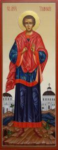 Мерная икона Тимофей Фиваидский