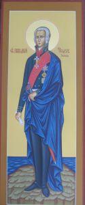 Мерная икона Федор (Феодор) Ушаков