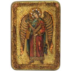 Икона Архангел Гавриил с камнями