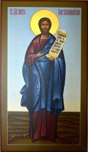 Мерная икона Никита Константинопольский