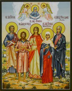 Семейная икона 31