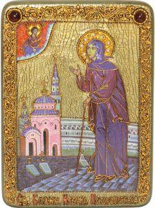 Икона Ксения Петербургская (Петурбуржская)