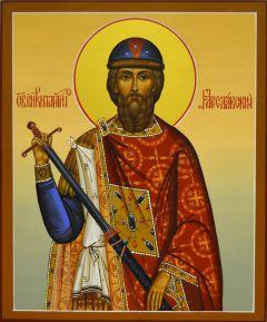 Рукописная икона Константин Ярославский