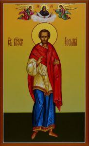 Мерная икона Косма (Косьма)