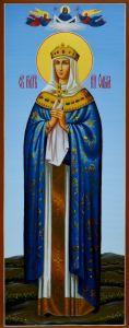 Мерная икона княгиня Ольга