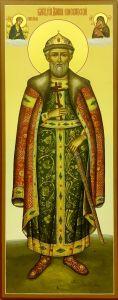 Мерная икона Даниил Московский