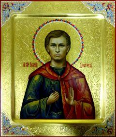 Рукописная икона Евгений Дмитрев