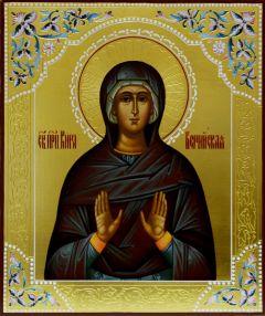 Рукописная икона Кира Берийская 3