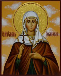Рукописная икона Емилия Эмилия Кесарийская (Каппадокийская) 3