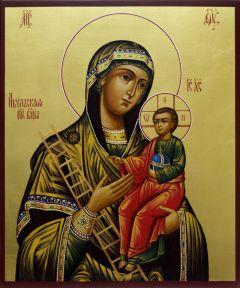 Рукописная Абульская икона Божией Матери