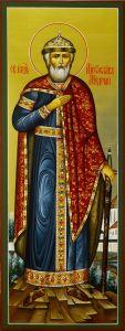 Мерная икона Ярослав Мудрый 3