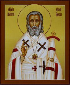 Рукописная икона Димитрий Гдовский