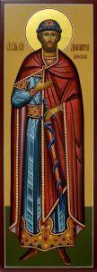 Мерная икона Дмитрий (Димитрий) Донской 3