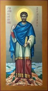 Мерная икона Дамиан 2
