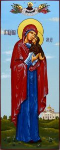 Мерная икона Анна Праведная
