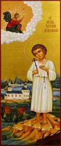 Мерная икона Артемий Веркольский 2