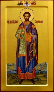 Мерная икона Максим Кордульский