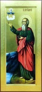 Мерная икона Пророк Елисей