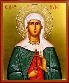 Рукописная икона Святая Ариадна