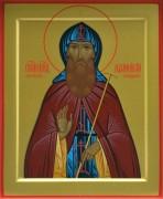 Рукописная икона Афанасий Высоцкий