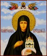 Рукописная икона София Суздальская 2 (Размер 17*21 см)