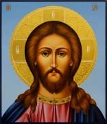 Рукописная икона Спаситель 9 (Размер 27*31 см)