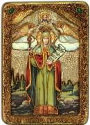 Икона ручной работы Параскева Пятница