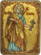 Икона ручной работы Апостол Петр
