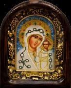 Икона из бисера Казанская 5