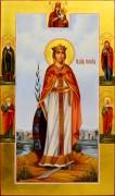 Мерная икона Екатерина масло 7