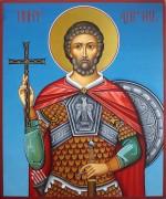 Рукописная икона Вардан Мамиконян