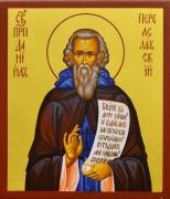 Рукописная икона Даниил Переяславский