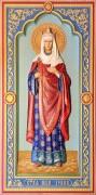 Резная икона Ирина Египетская